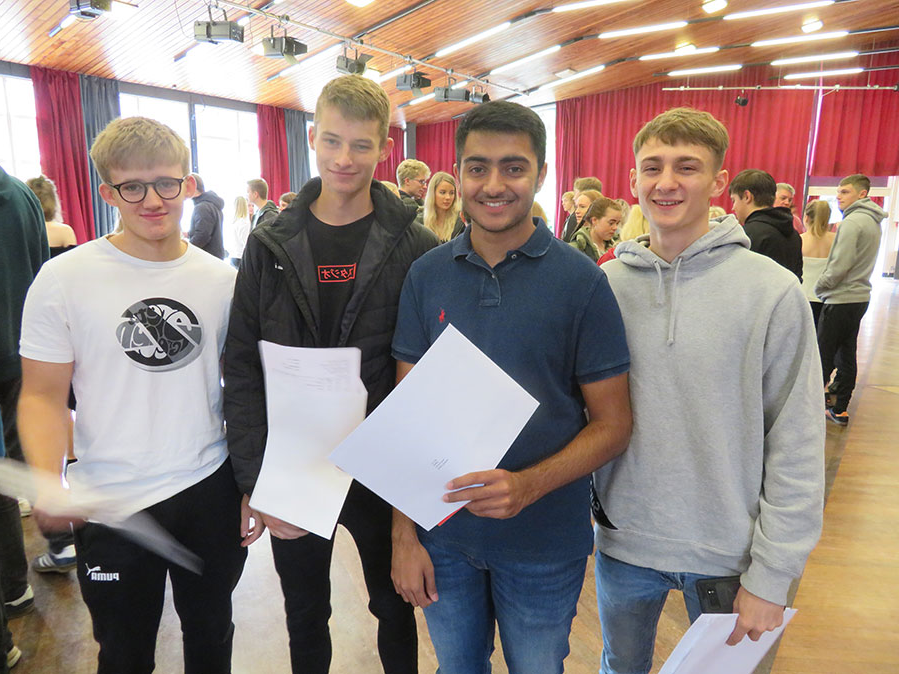 Sixth Form Results